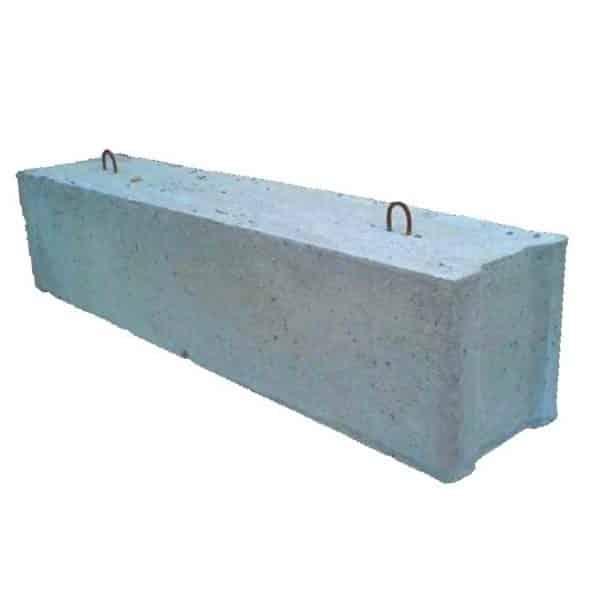 Блок для стен фундамента