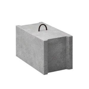 Блок для стен фундамента доборный